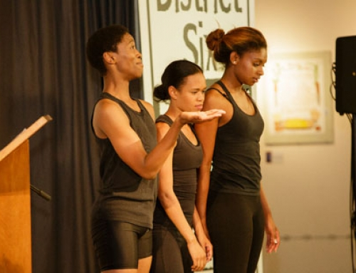 Movement Art Provides New Pathways for Sustained Dialogue and Community Action
